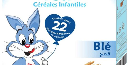 CEREALS BLE LAIT VITAMEAL BABY